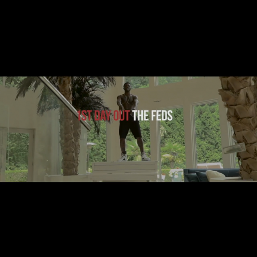 """Gucci Mane """"First Day Out The Feds"""""""