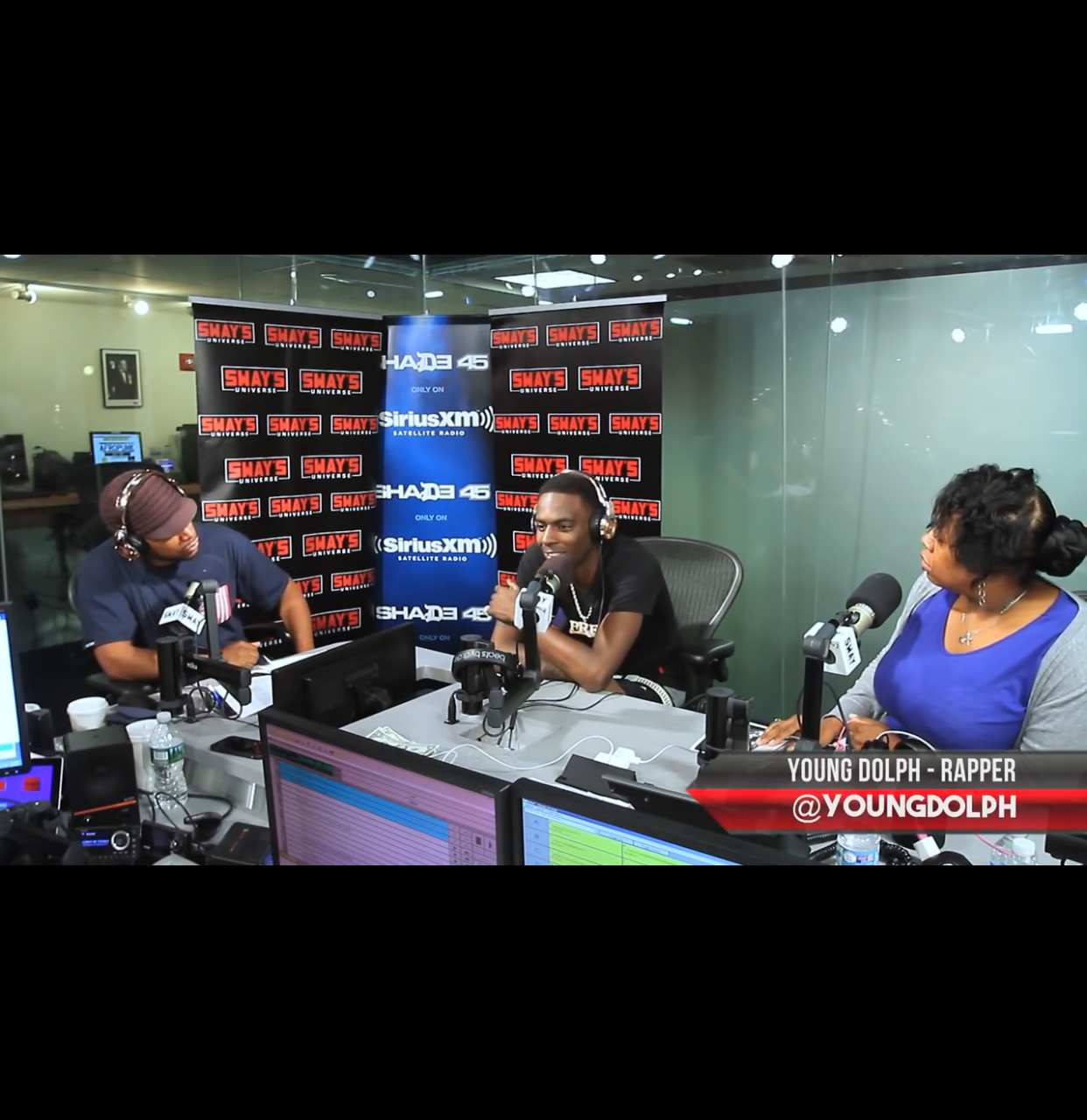 """Young Dolph """"Interview with Sway In The Morning"""""""