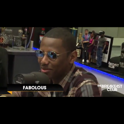 "Fabolous ""Interview with The Breakfast Club"""