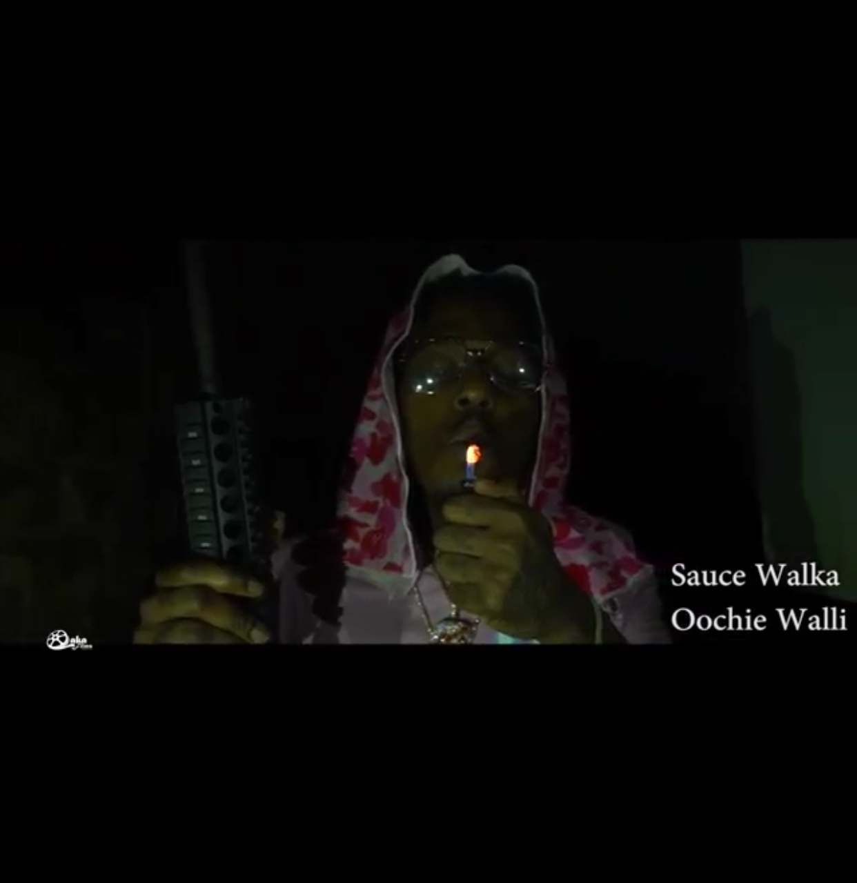 "Sauce Walka ""Oochie Wally Dripmix"""