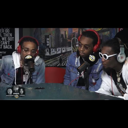 "Migos ""Hot 97 Interview"""