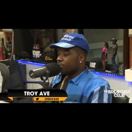 "Troy Ave ""Breakfast Club interview  Speaks On Irving Plaza Tragedy, Jail Time, and More"""
