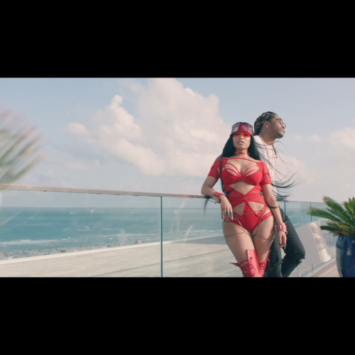 "Future ft. Nicki Minaj ""You Da Baddest"""