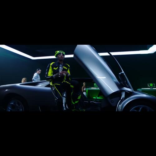 "Migos ft. Nicki Minaj x Cardi B ""Motor Sport"""