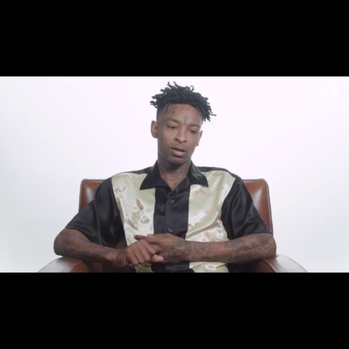 21 Savage has some money tips for broke people