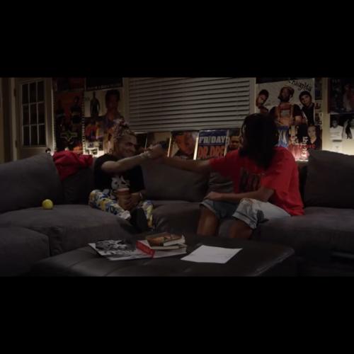 Lil Pump X J. Cole interview at Sheltuh