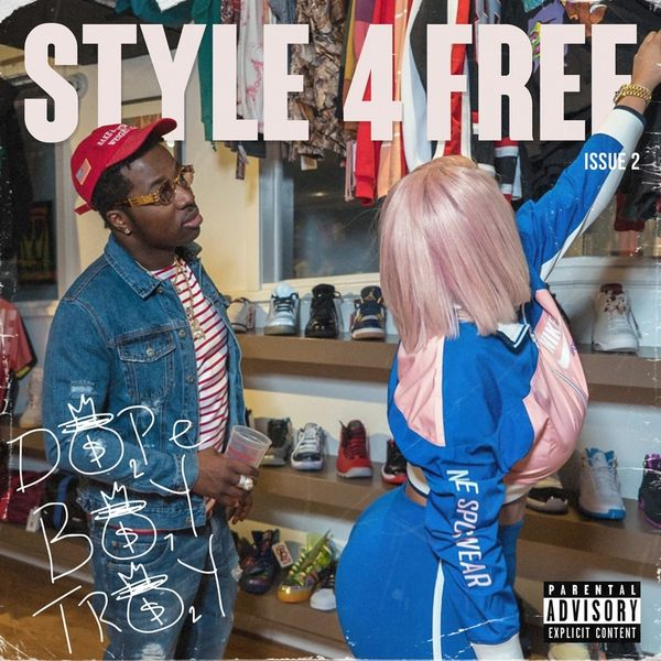Troy Ave Style 4 Free Issue 2