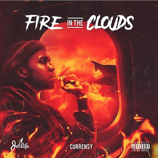 Currensy Fire In The Clouds