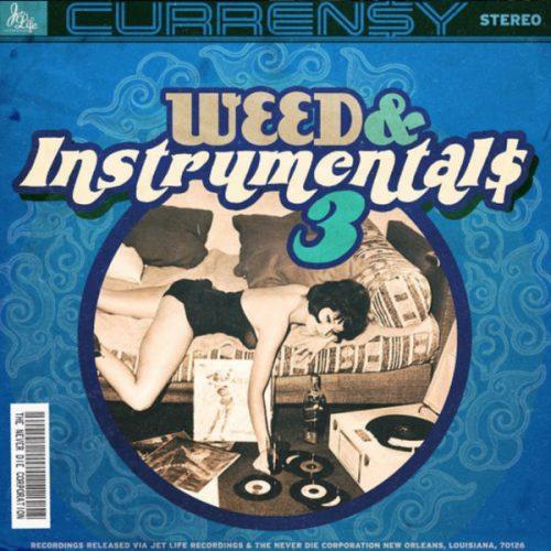 Curren$y Weed and Instrumentals