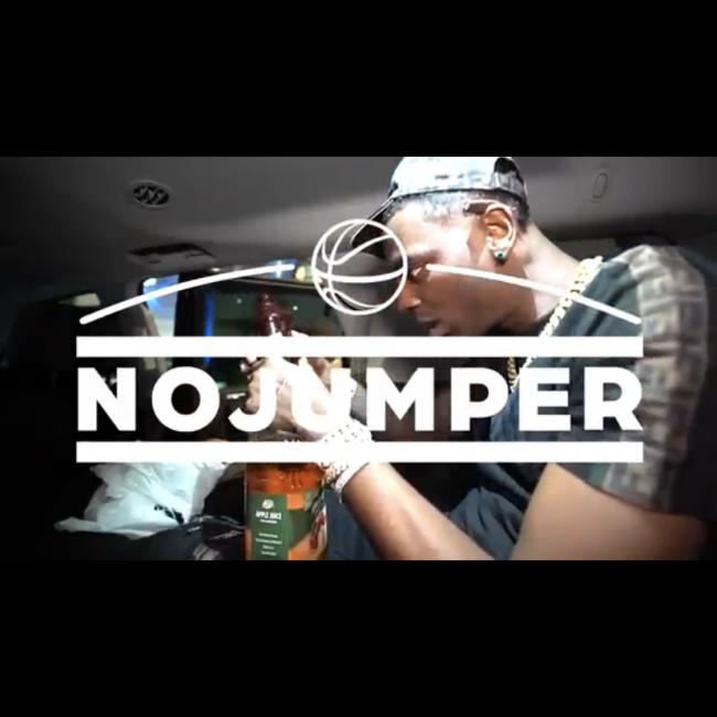 A Day In The Life Sofia Young Dolph with No Jumper