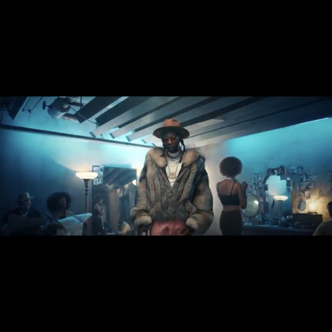 "2 Chainz ft. Ariana Grande ""Rule The World"""