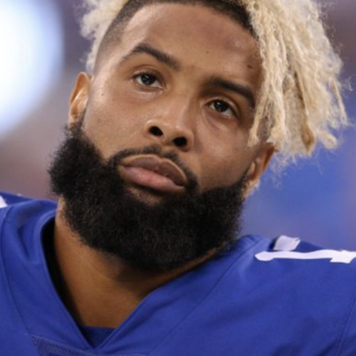 Odell Beckham Jr. Traded today