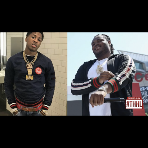 NBA Youngboy and Tee Grizzly entourages allegedly are responsible behind the shooting which left 1 dead and 1 female shot. Full news clip from the scene