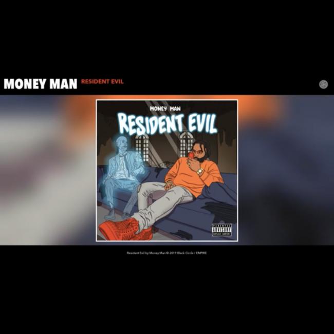 """Money Man """"Resident Evil"""""""