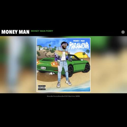 "Money Man ""Money Man Perry"""