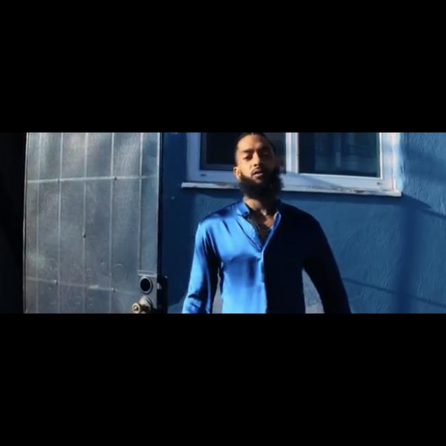 "Dj Khaled ft. Nipsey Hussle and John Legend ""Higher"""