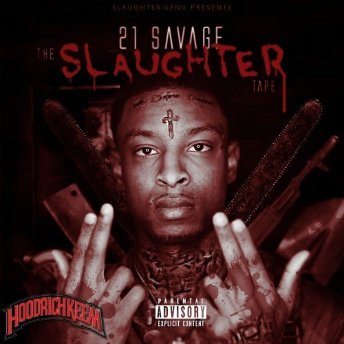 21 Savage The Slaughter tape