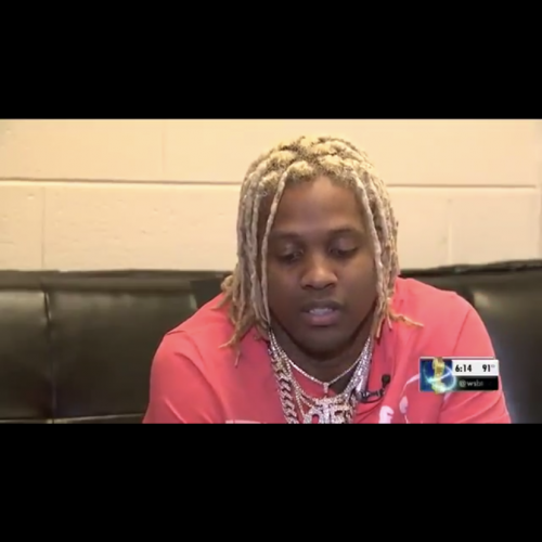 Lil Durk talks with Channel 2 Fox Atlanta about changing his life for the better