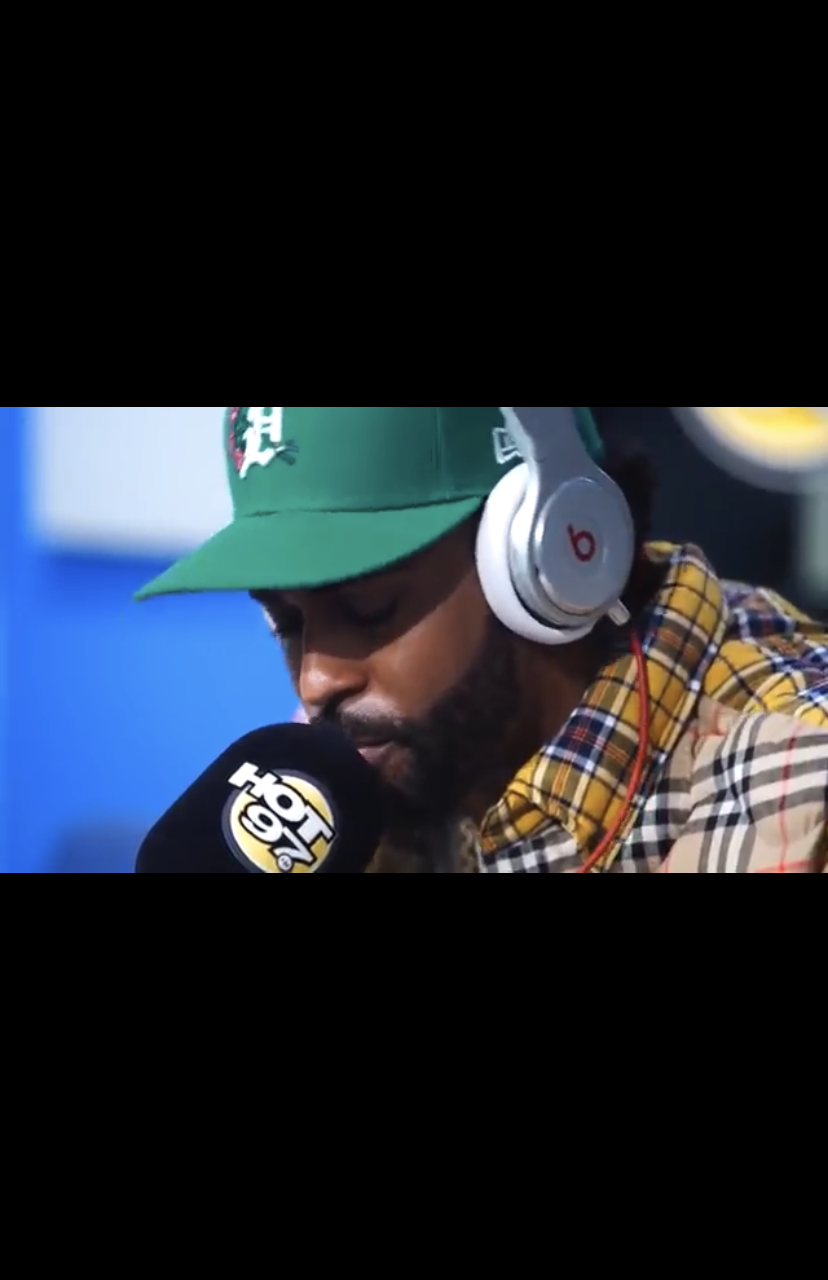 Big Sean freestyle with Funk Flex