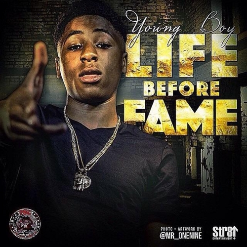 NBA Youngboy Before The Fame
