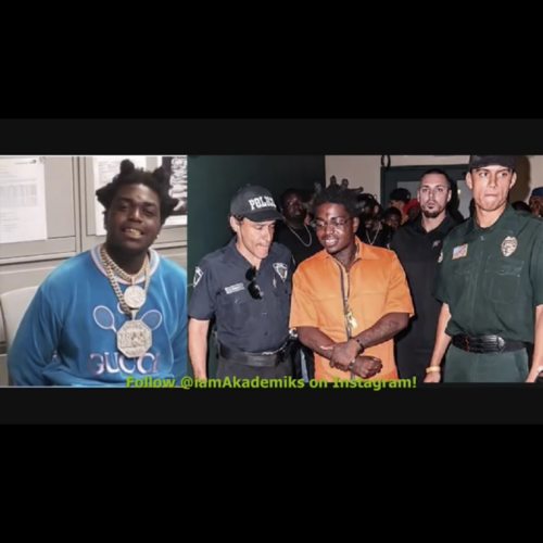 Kodak Black facing new charges after beating up a inmate and a correction officer