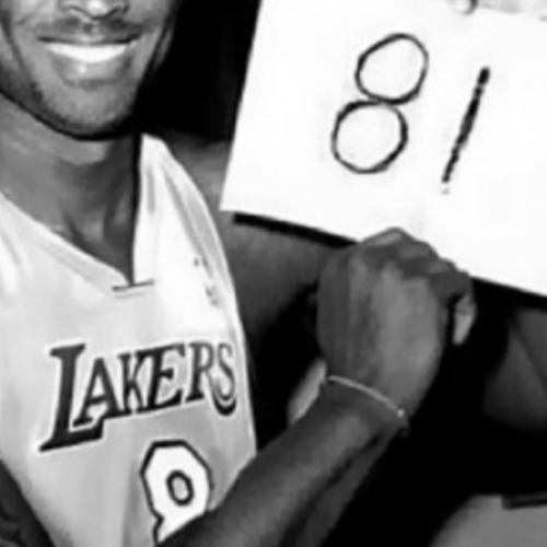 That time Kobe put up 81 points against the Toronto Raptors