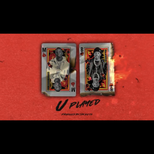 "MoneyBagg Yo ft. Lil Baby ""U Played""(Audio)"