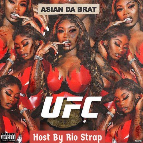 Asian Da Brat UFC