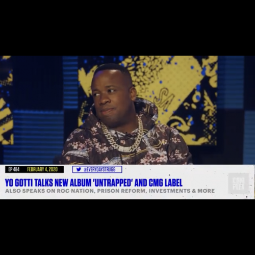 Yo Gotti on Untrapped album, entrepreneurship, Being successful in the music biz, and more