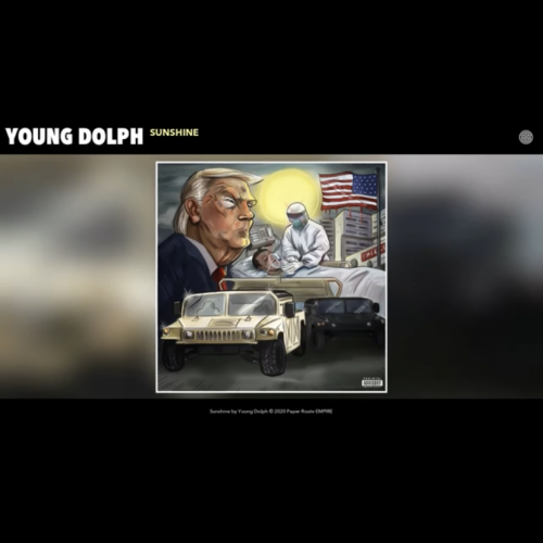 """Young Dolph """"Sunshine"""""""