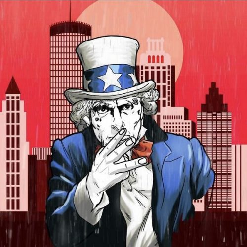 Cool Amerika No Taxes 3