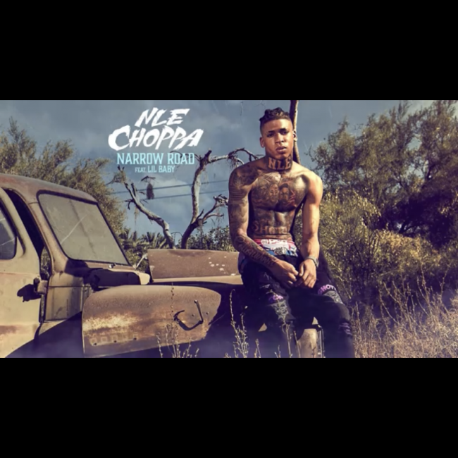 "NLE Choppa ft. Lil Baby ""Narrow Road""(Official Audio)"