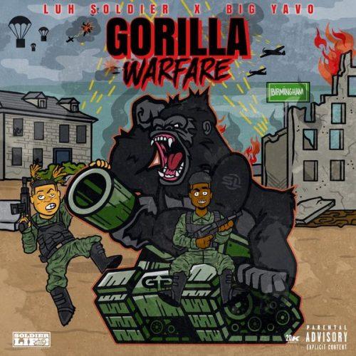 Luh Soldier X Big Yavo Gorilla Gang