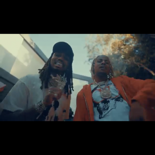 "Rich The Kid, Quavo, and Take Off ""Too Blessed"""