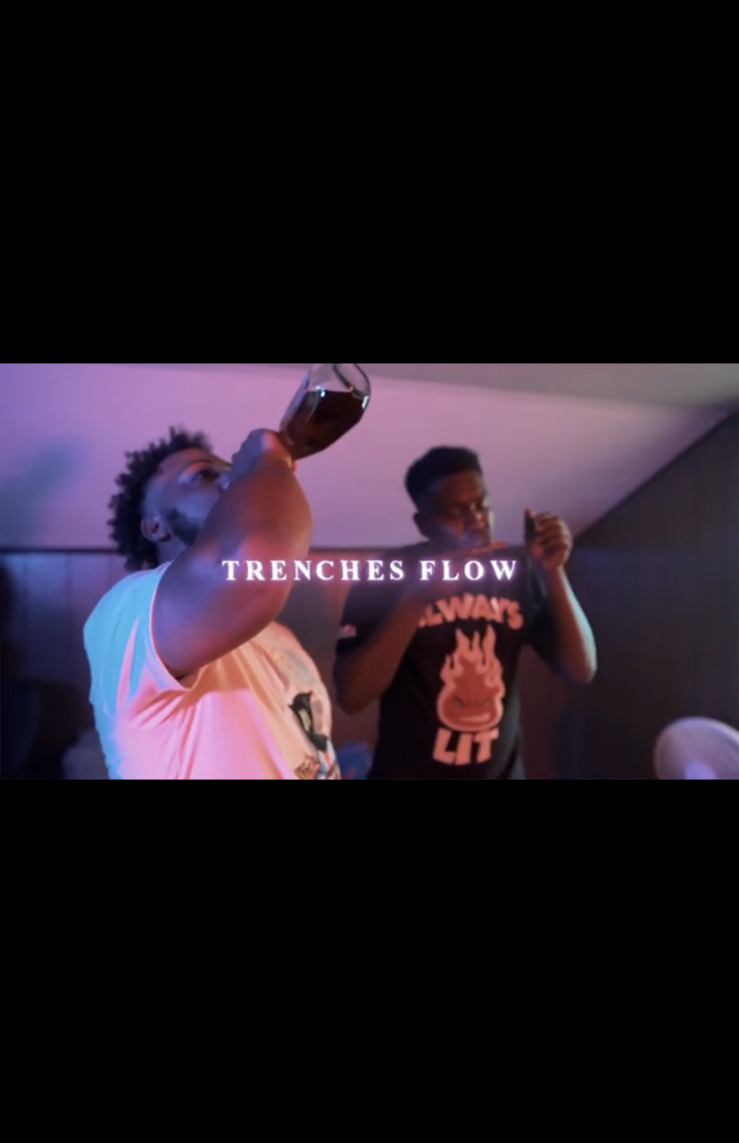 """Young Savo X Booman """"Trenches Flow"""""""