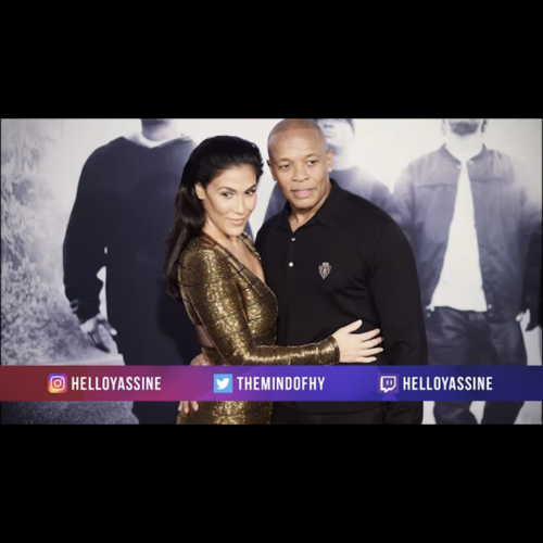 Dr. Dre wife wants 2 mill a month 😁