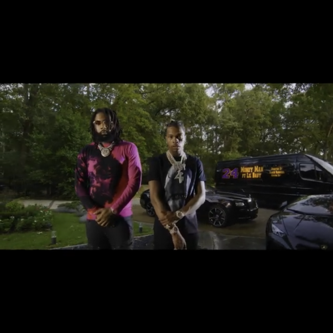 "Money Man ft. Lil Baby ""24 Remix"""
