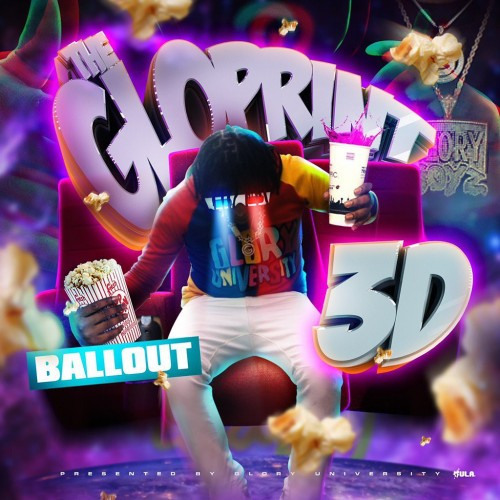 Ballout The Glo Print 3D