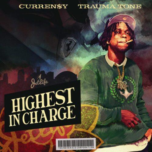 Curren$y & Trauma Tone Highest In Charge